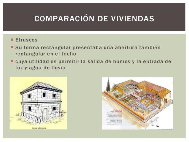 Vivienda romana exponer 1 Como eran las casas griegas