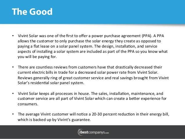 Vivint Solar Review