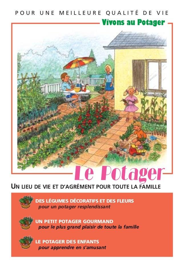 Vivons au potager - Association des legumes au potager ...
