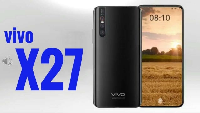Vivo x27 first_look