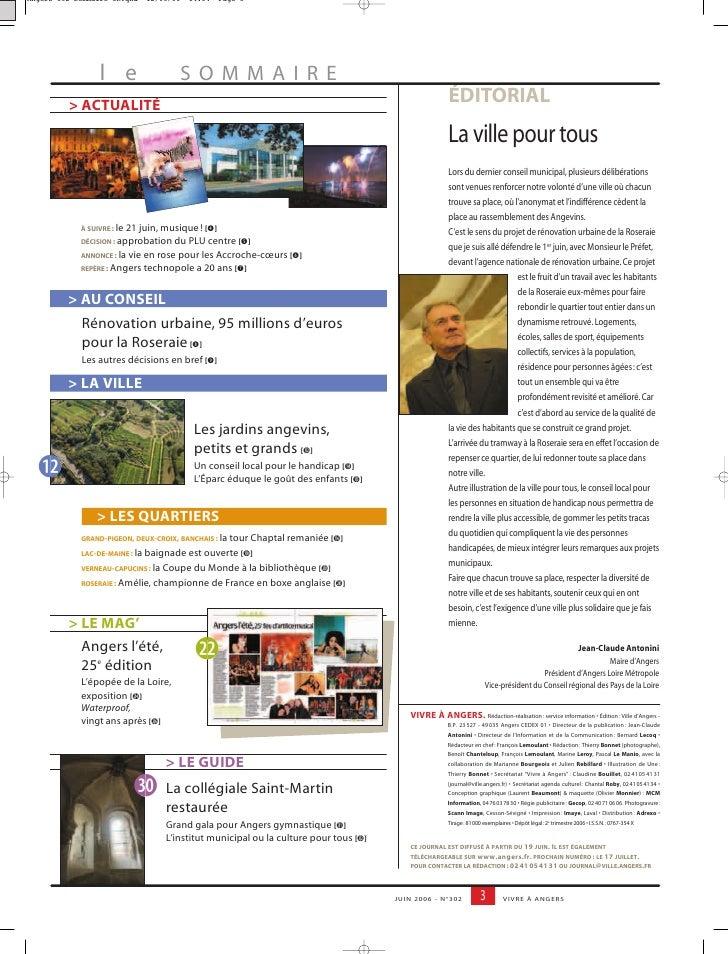 Ville Angers Fr