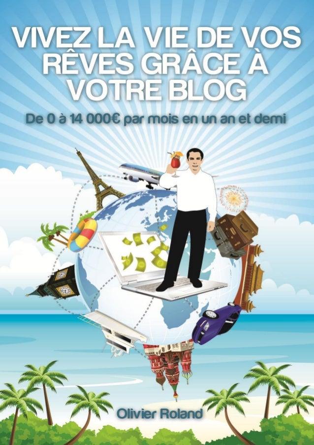 Coaching Blogueur Pro  2  A lire – Très important  Le simple fait de lire le présent livre vous donne le droit de *l'offri...