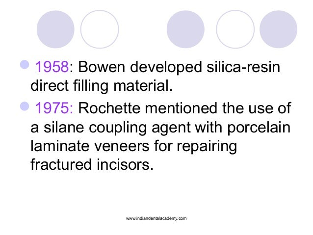 Porcelain Laminate Veneers Bonded To Etched Enamel