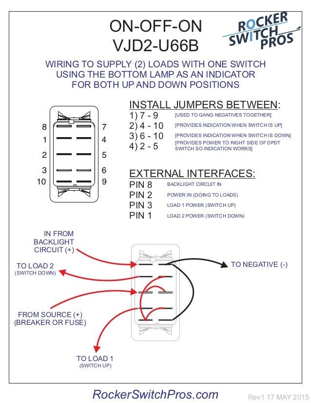 Wiring A Center Off Toggle Switch - Wire Data Schema •