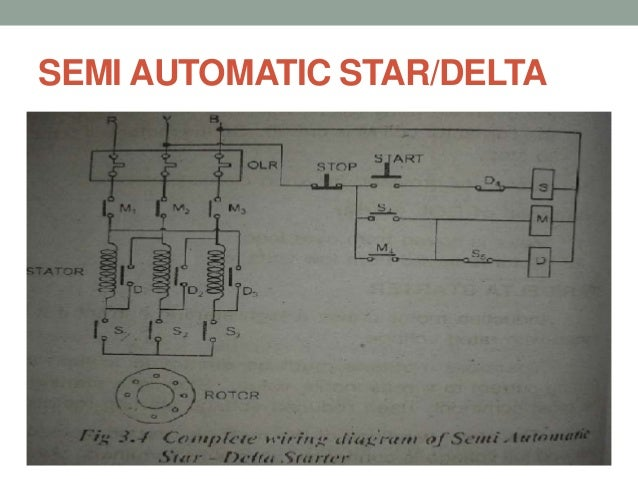 Control of electrical machines semi automatic stardelta cheapraybanclubmaster Images