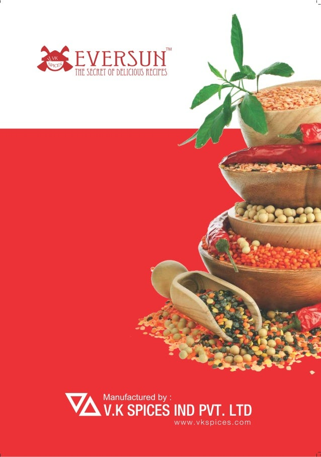 Blend Spices By V. K. Spices IND Private Limited