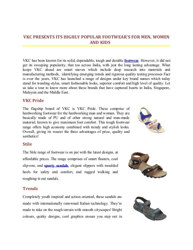 Highly Footwear's Presents Its MenWomen Vkc Popular Kids For And HD2YEWe9I
