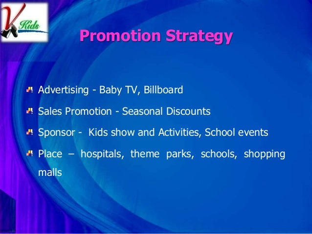 promotional and advertising strategies essay