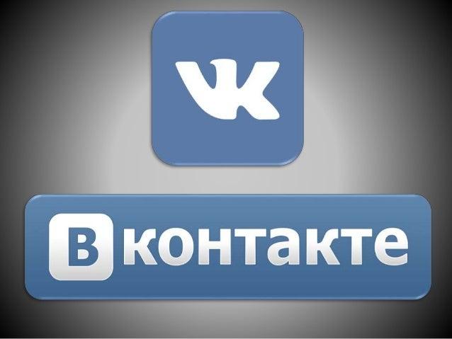 Вконтакте (vk.com) – serwis społecznościowy należący do Mail.Ru Group • Posiada funkcje typowe dla serwisu społecznościowe...