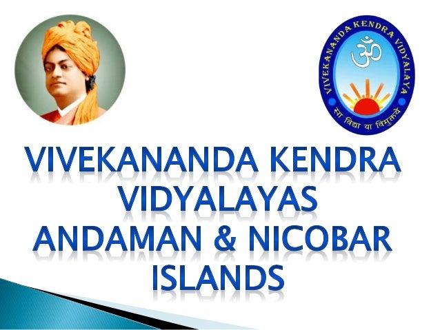  Vivekananda Kendra was established by Mananeeya Sri Eknathji Ranade, which has its headquarters at Kanyakumari, Tamil Na...