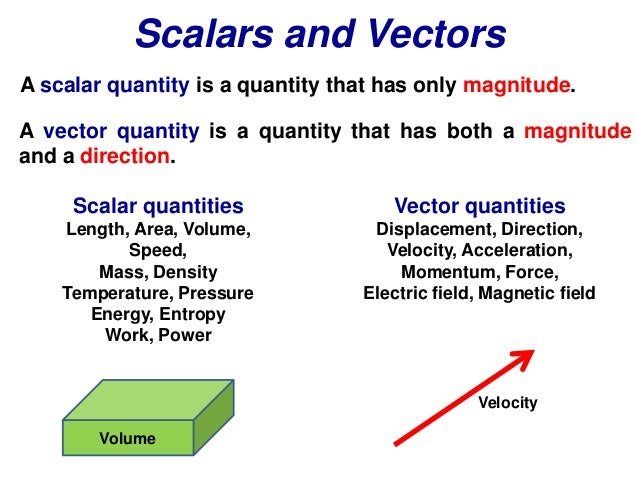 Scalar Multiplication of Vectors Definition amp Calculations