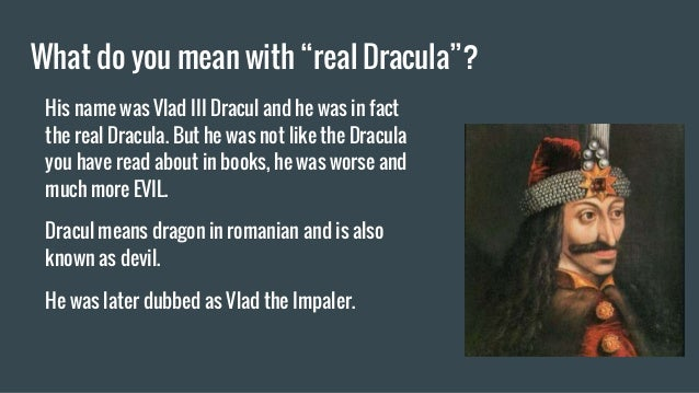 Vlad the Impaler Dracul Jon L