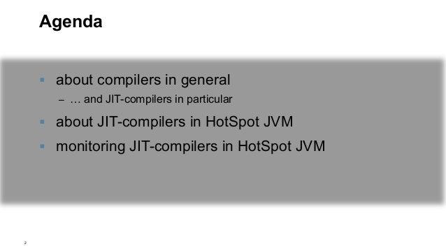 JVM JIT compilation overview by Vladimir Ivanov Slide 2