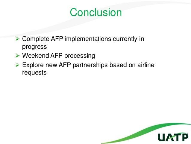 Vladko Yordanov Alternate Forms Of Payment Afp Via Uatp
