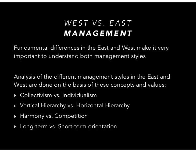 an analysis and a comparison of the racism in the east and in the west Analysis of racial discrimination in desiree's baby using  racism happened since a long  bertens in yansen (2014, pp13) added about east and west.