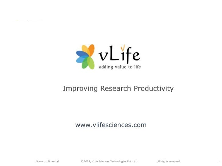 Technology for Drug Discovery Research Productivity