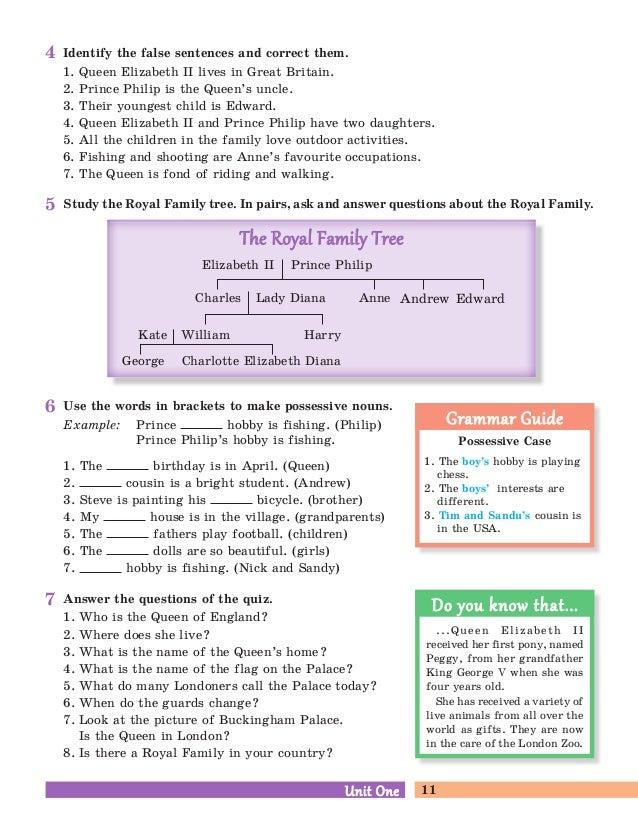 Limba engleză - Manual pentru cl 5
