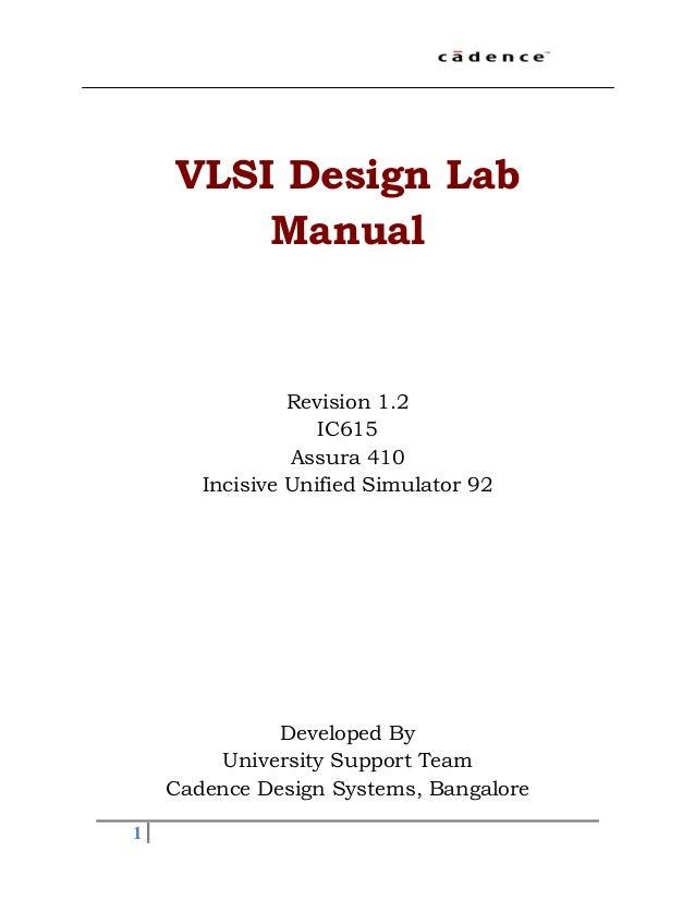 vlsi design manual rh slideshare net First Mechanical Calculator Adding Machine Calculator