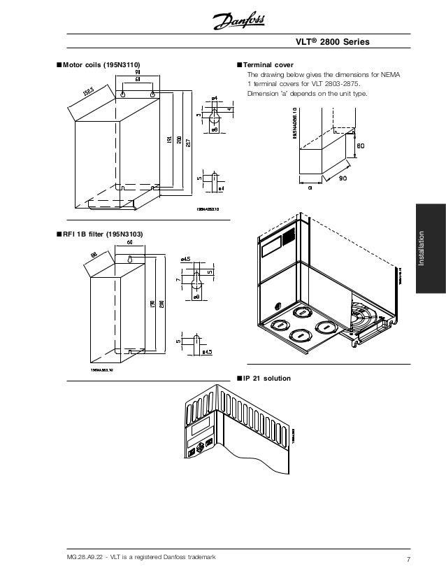 Manual de Danfoss 2800