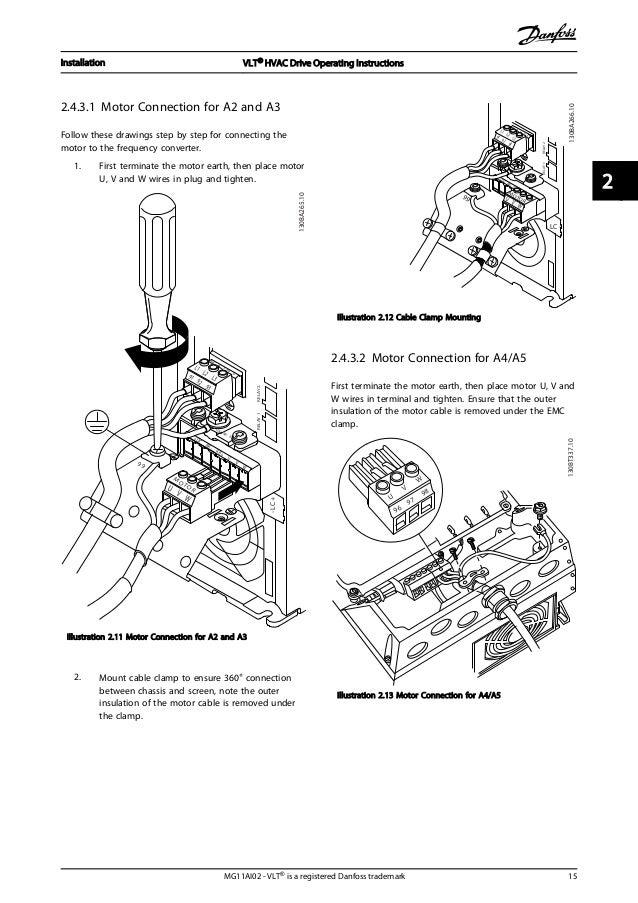 Danfoss ekc 102 B Manual