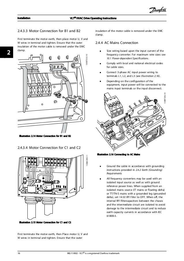 Danfoss Wiring Diagram - Wiring Diagram Files on