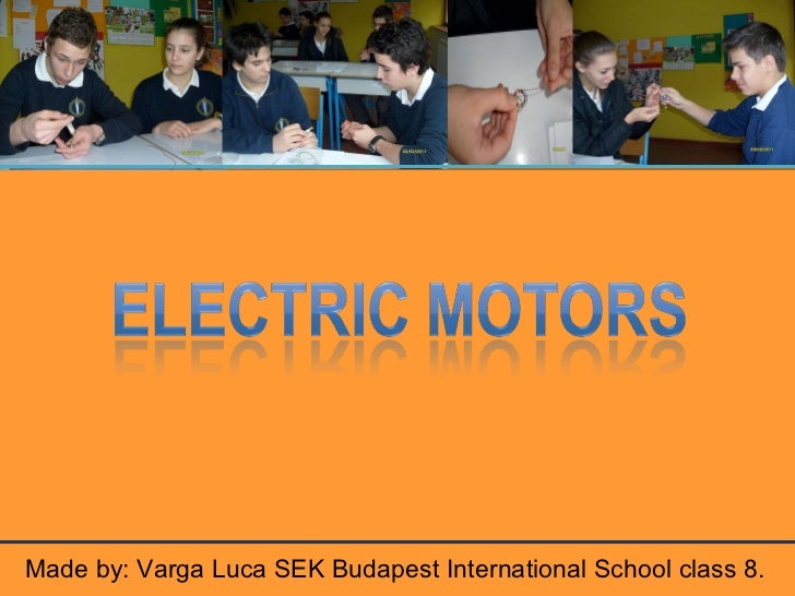 Made by: Varga Luca SEK Budapest International School class 8.