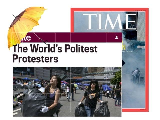 Hong Kong Since Sep. 26 ~200k Protestors Self-organized Actocracy Hong Kong Since Sep. 26 ~200k Protestors Self-organized ...