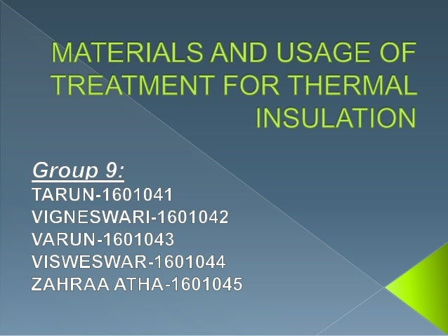  Thermal insulation is the reduction of heat transfer (the transfer of thermal energy between objects of differing temper...