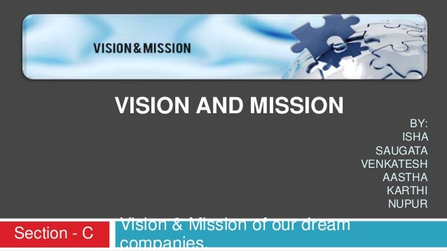 samsung vision and mission