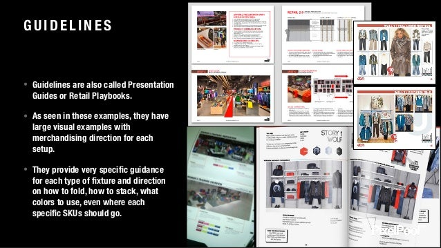 visual merchandising guidelines and playbooks get ahead in retail rh slideshare net Visual Merchandising Display Visual Merchandising Display