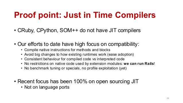 Vmil Keynote Lessons From A Production Jvm Runtime Developer