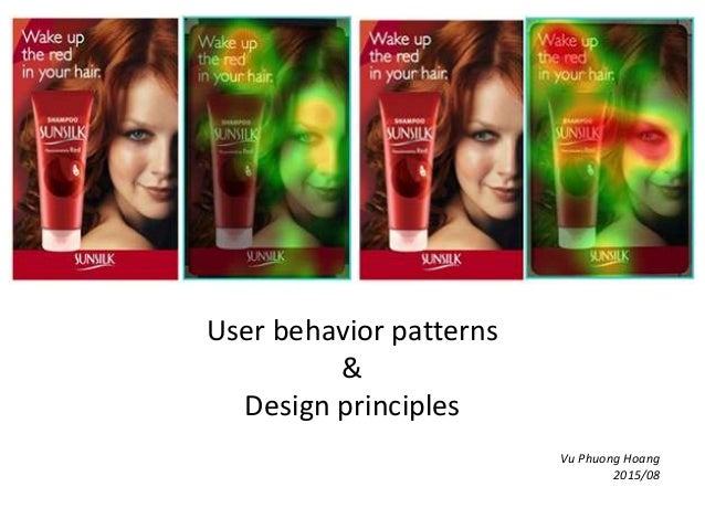 User behavior patterns & Design principles Vu Phuong Hoang 2015/08