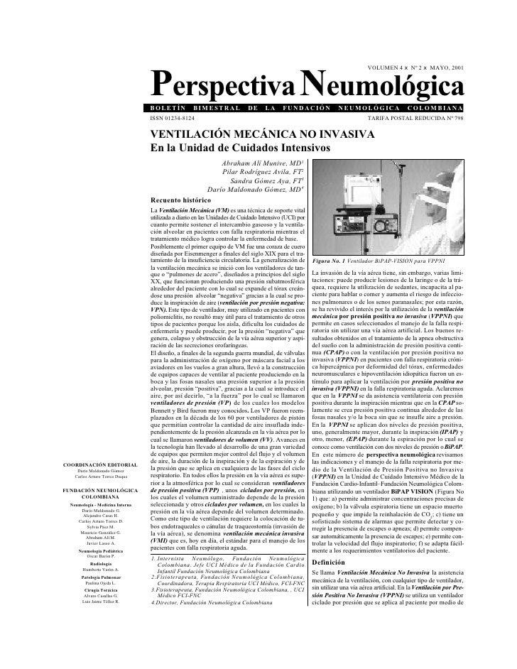 Perspectiva Neumológica                                                                                                   ...