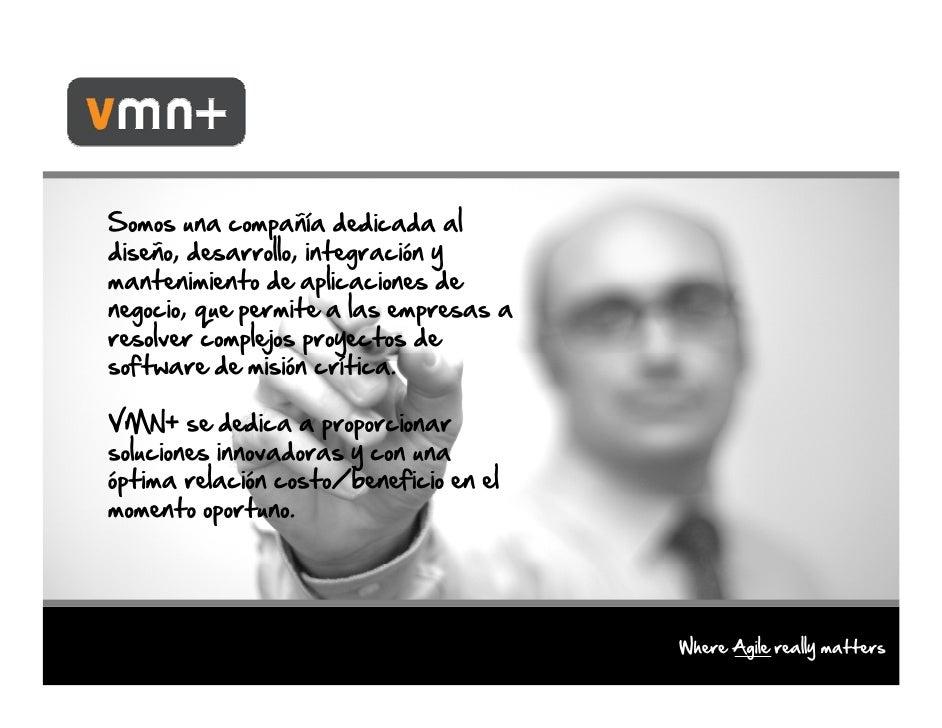 Somos una compañía dedicada al diseño, desarrollo, integración y mantenimiento de aplicaciones de negocio, que permite a l...