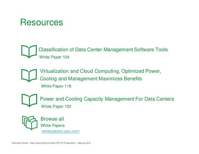 How Data Center Infrastructure Management Software Improves Planning …