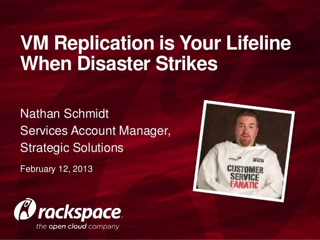 Why VM Replication Is Your Lifeline when Disaster Strikes