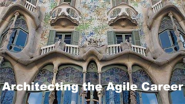 Architecting the Agile Career