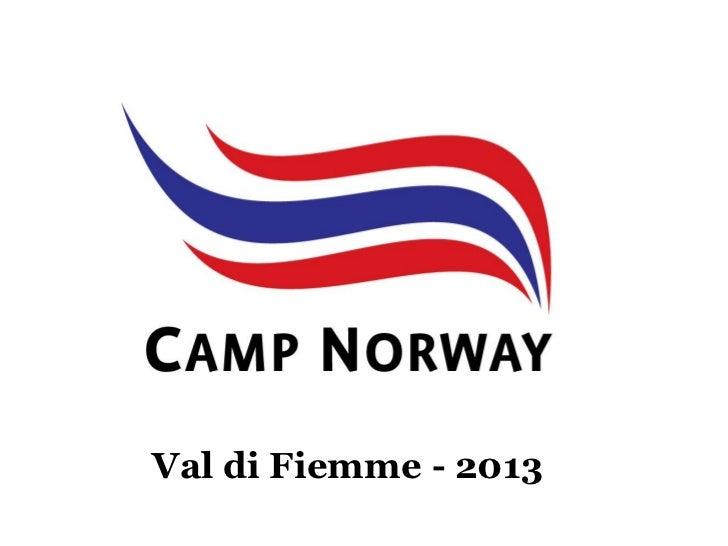 Val di Fiemme - 2013
