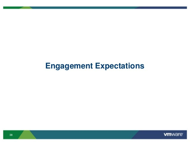 38 Engagement Expectations