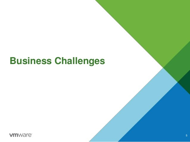 Business Challenges 5