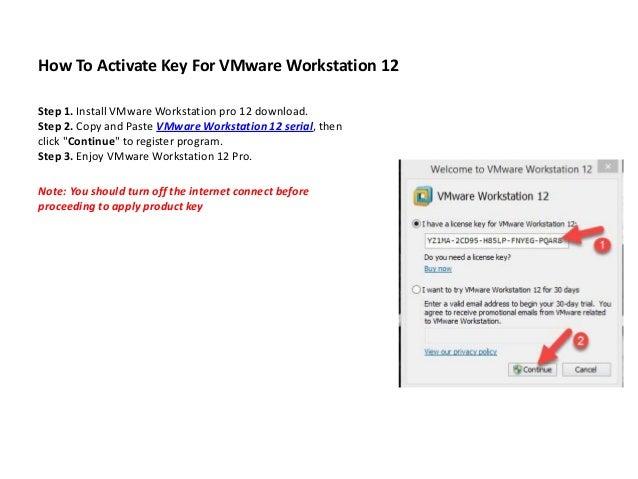 vmware workstation 12 crack free download