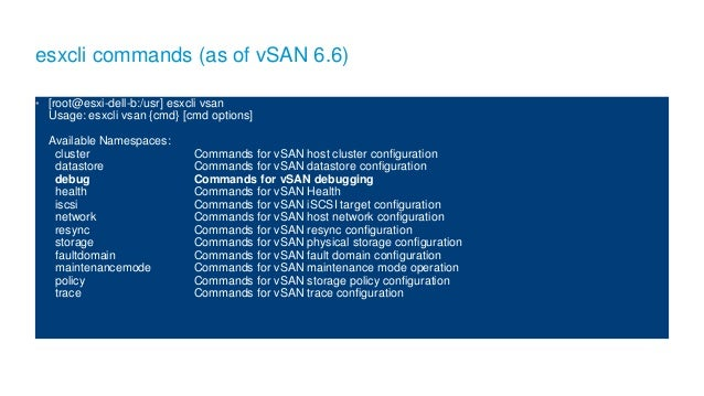 VMworld 2017 - Top 10 things to know about vSAN