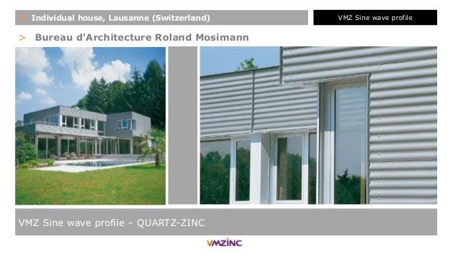 Bureau En Zinc : Extension ossature bois bardage zinc renovation bardage ziu flickr