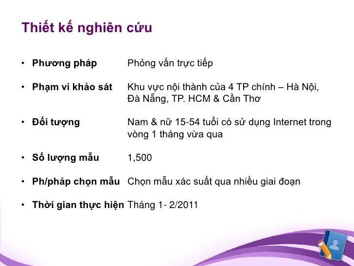 VN Net Index 2011 - Yahoo & Kantar Media Slide 3
