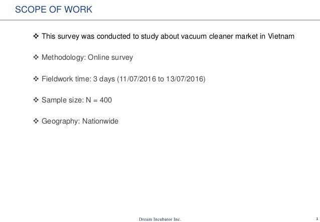 Vacuum Cleaner Market In Vietnam Slide 2