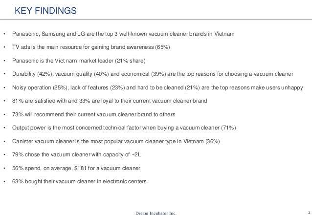 Vacuum Cleaner Market In Vietnam Slide 3