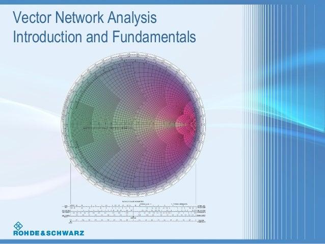 Vector Network Analyzer Plots : Signal integrity testing with a vector network analyzer