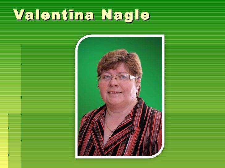 Valentīna Nagle
