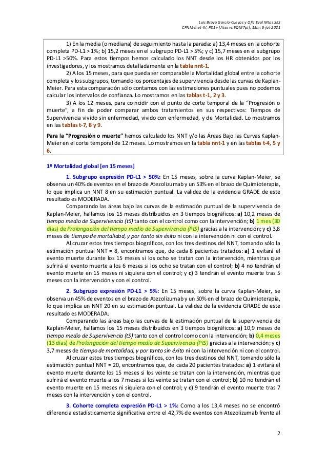 Vn eca i mp110 15m, cpnm met-iv, pdl1+ [atez vs 5-qmtpt] Slide 2