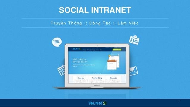 Truyền Thông :: Cộng Tác :: Làm Việc  SOCIAL INTRANET  1